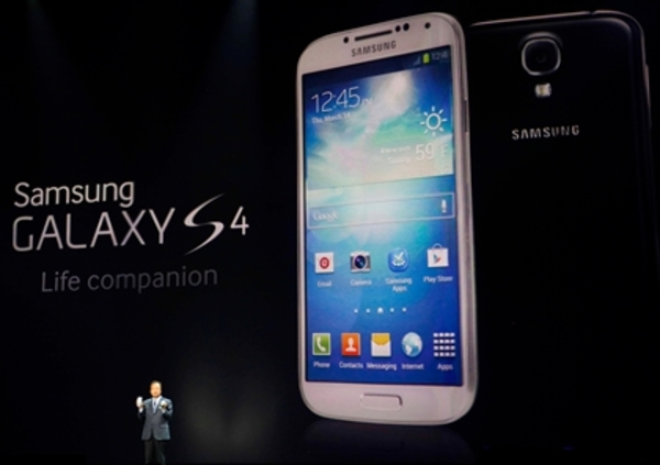 Samsung Galaxy S 4 official